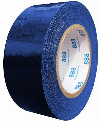 MG888 Navy Blue Colored Duct Tape 1.88 Inches x 60 Yards Heavy Duty Tape