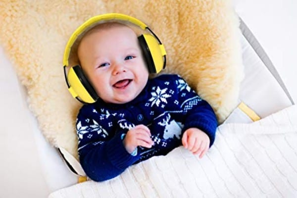 Noise Cancelling Baby Ear Protection Baby Earmuffs