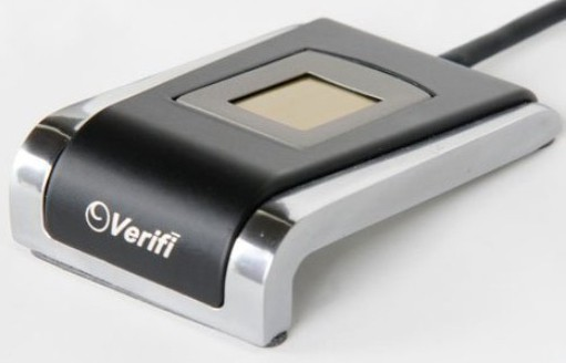 Verifi P5100 Premium Metal Fingerprint Reader