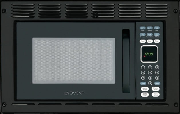 Advent MW912BWDK Black Built-in Microwave Oven