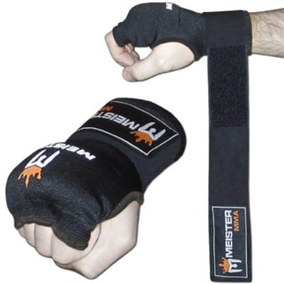Meister Padded ProWrap Hand Wrap Gloves