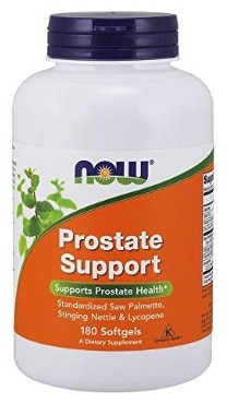 NOW Prostate Support, 180 Softgels