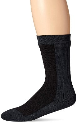SEALSKINZ 100% Waterproof Sock