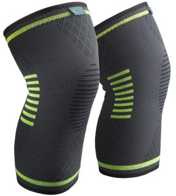 Sable Knee Brace Compression Sleeves 2 Pack FDA Approved, Support for Arthritis