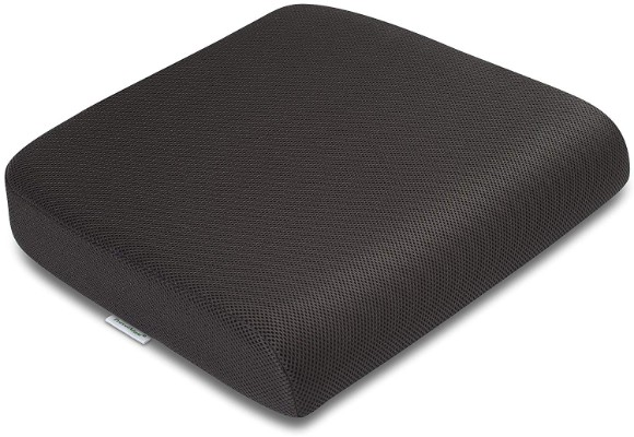 TravelMate Extra-Large Memory Foam Seat Cushion
