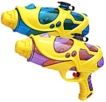 Water Squirt Gun, 2 Pack Water Guns for Kids Toddler