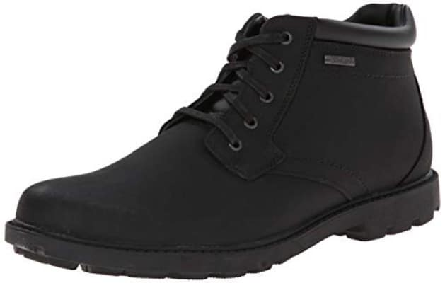 Rockport Men's Waterproof Storm Surge Toe Boot
