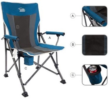 Timber Ridge Camping Chair