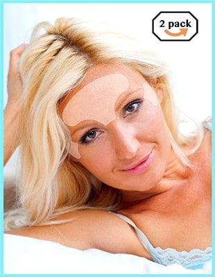 Cleverfy Silicone Wrinkle Patches For Face