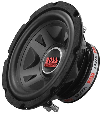 BOSS Audio Elite BE8D 8 Dual Voice Coil Subwoofer
