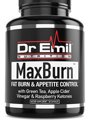 Dr. Emil MaxBurn Thermogenic Fat Burner for Men & Women