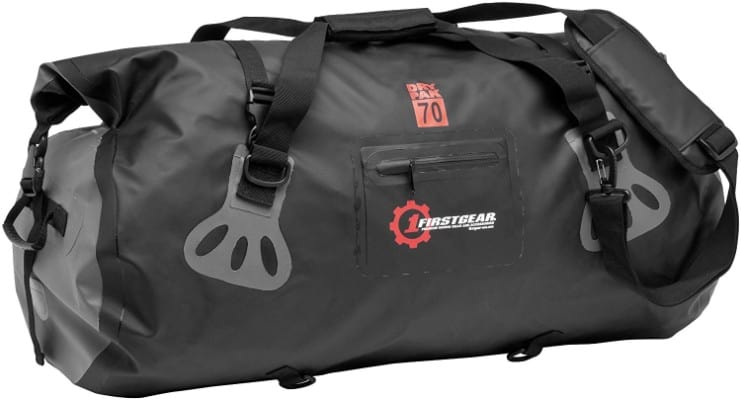 Firstgear Torrent Waterproof Duffel Bag 70L USA-FG-003-70