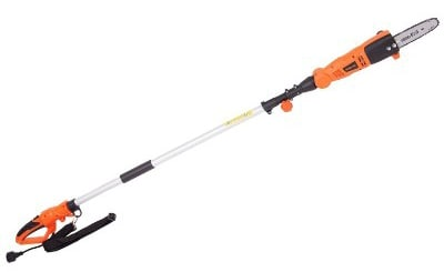 NBCYHTS 6.5-Amp Telescoping Electric Pole Chain Saw