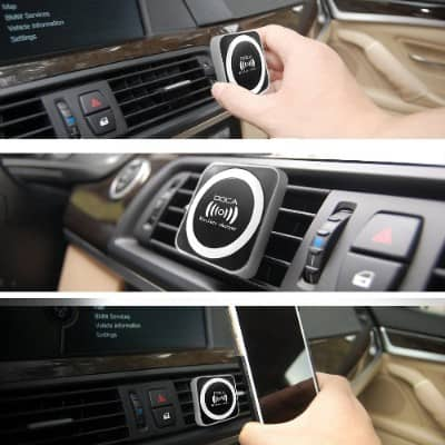 DOCA Magnetic Wireless Car Charger