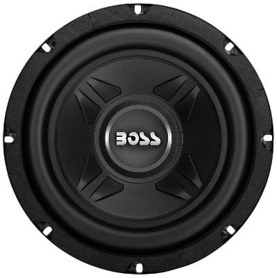 BOSS Audio CXX8 Car Subwoofer - 600 Watts Maximum Power
