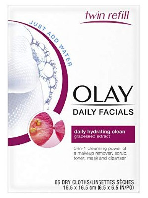 Eye Makeup Remover Wipes by Olay Daily Facials