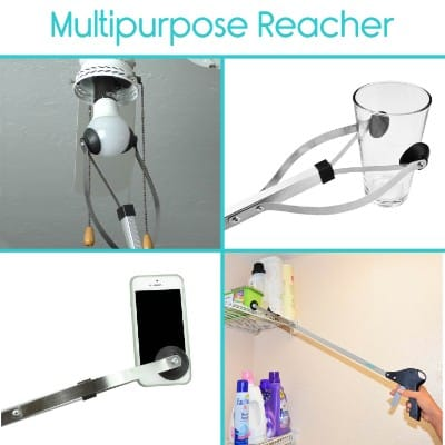 Vive Suction Cup Reacher Grabber