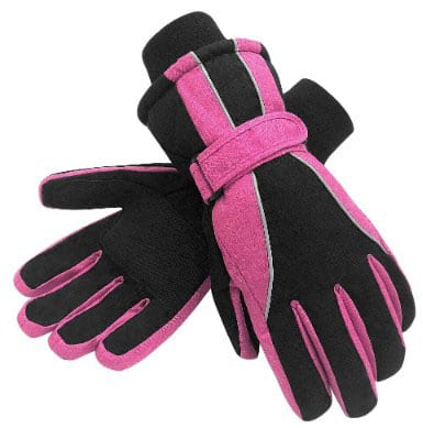 Terra Hiker Winter Warm Waterproof Gloves For Men:Women