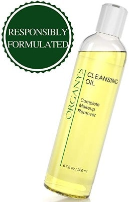 Organys Cleansing Oil & Makeup Remover