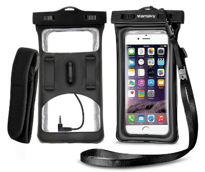 Vansky Floatable Waterproof Phone Case, Waterproof Phone Pouch Dry Bag