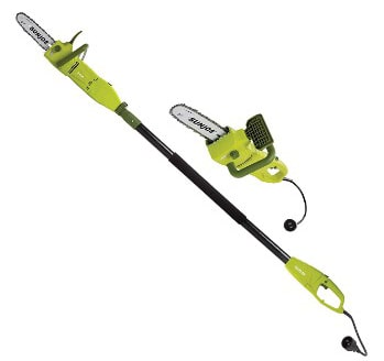 Sun Joe SWJ807E 10 8-Amp Electric Convertible Pole:Chain Saw
