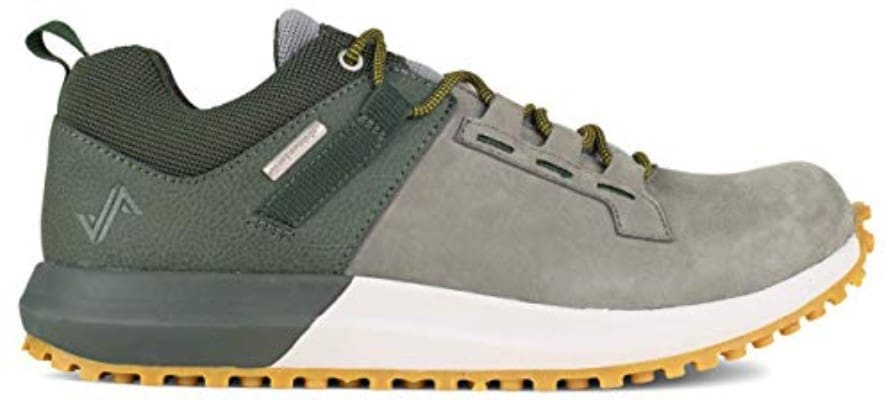 Forsake Range Low – Men's Waterproof Leather Approach Sneaker