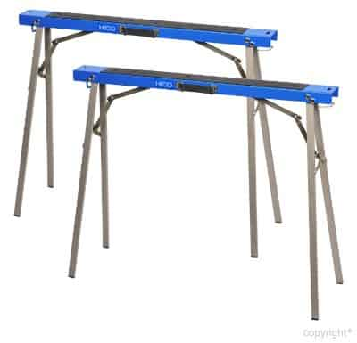 HICO Wholesale Folding Metal Sawhorse