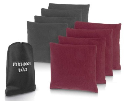 JBM international Cornhole Bag Bean Bags Pack of 8