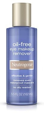 Neutrogena Oil-Free Gentle Eye Makeup Remover