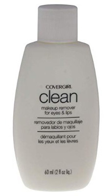 COVERGIRL Clean Makeup Remover for Eyes & Lips