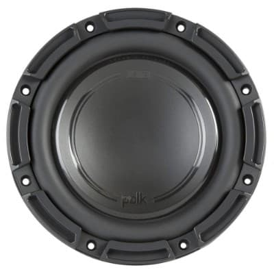 Polk Audio DB+ 8 Inch 750 Watt 4 Ohm DVC Marine, ATV & Car Subwoofer