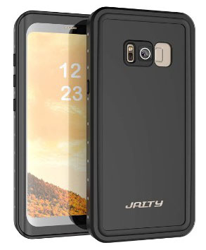 Samsung Galaxy S8 Waterproof Case, JAITY ShockProof, SnowProof, IP68