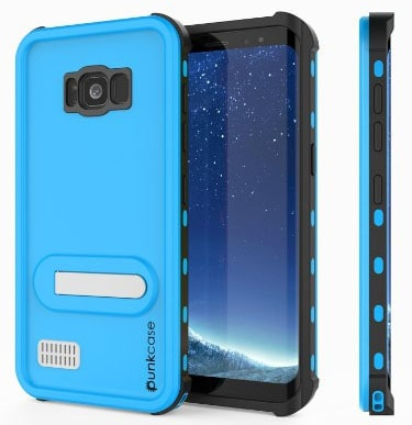 Galaxy S8 Plus Waterproof Case, Punkcase