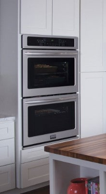 Frigidaire FGET2765PF Gallery 27 Stainless Steel Electric Double Wall Oven - Convection
