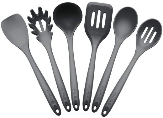 StarPack Premium Range XL Silicone Kitchen Utensil Set