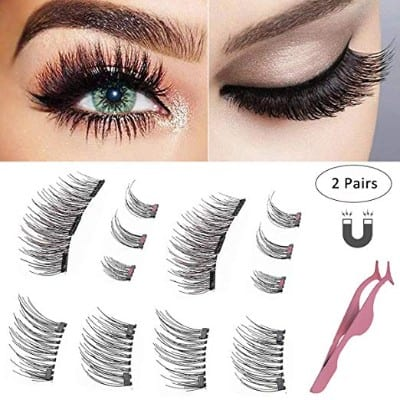 Magnetic Eyelashes, Ultra-thin Dual Magnetic Eyelashes