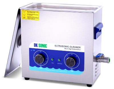 Large Ultrasonic Gun Cleaner Heated