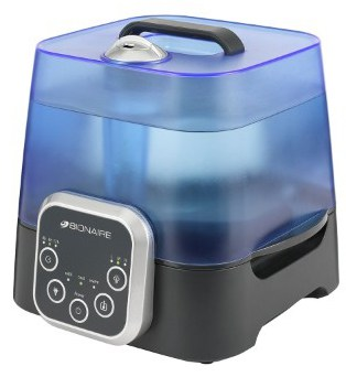 Bionaire Ultrasonic Warm and Cool Mist Humidifier (BUL9500-SHP)