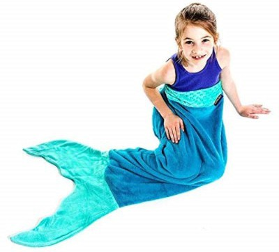 The Original Blankie Tails Mermaid Tail Blanket