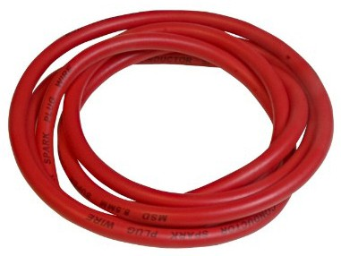 MSD 34039 Red 8.5mm 6' Roll Spark Plug Wire