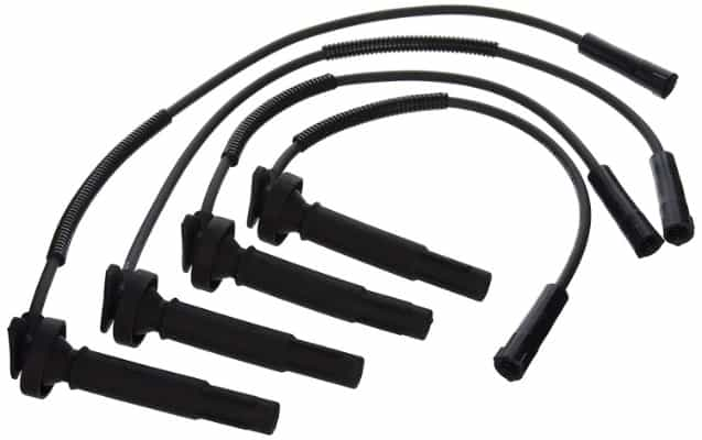 Denso 671-4246 Spark Plug Wire Set