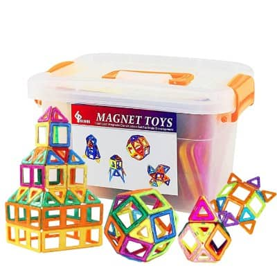 GLOUE Magnetic Blocks, Building Blocks