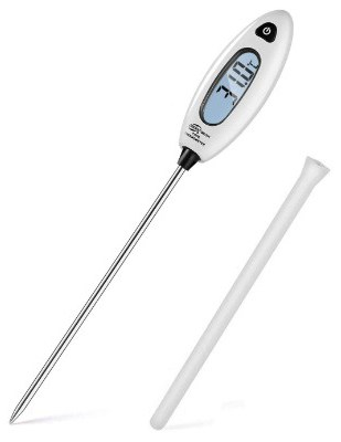 Instant Read Meat Thermometer Digital Kitchen Cooking Food Candy Thermometer