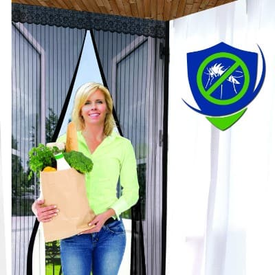 MAGNETIC SCREEN DOOR- #1 Best Quality ★ Lifetime Warranty ★ TOUGHEST CONSTRUCTION ★