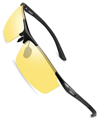 Soxick Night Driving Polarized Glasses for Men Women