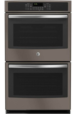 GE JT5500EJES 30 Star-K Certified Built-In Double Wall Oven With Convection in Slate