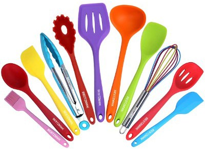 Kitchen Utensil Set - 11 Cooking Utensils