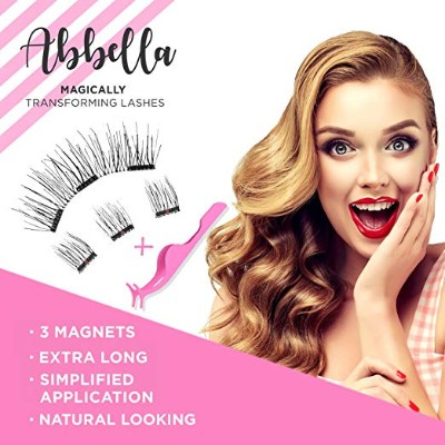 Magnetic Eyelashes [No Glue] Premium Quality False Eyelashes Set