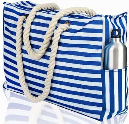 SHYLERO Beach Bag XXL. Waterproof (IP64).