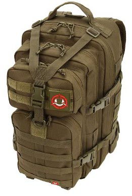 Orca Tactical Military Molle Backpack Small Army Salish 34L 1 or 2 Day Survival Bug Out Bag